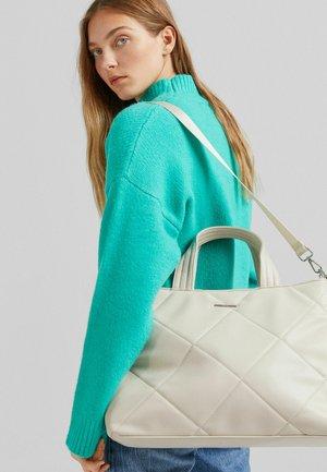 GESTEPPTER  - Handbag - beige