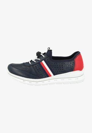 Baskets basses - pacific-rosso-navy