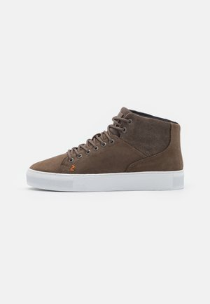 MURRAYFIELD 2.0 - Höga sneakers - grey/white