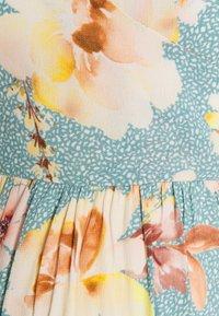 MAMALICIOUS - MLVAIANA MIDI DRESS - Długa sukienka - snow white - 2