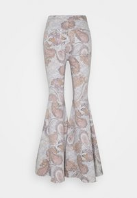 Free People - JUST FLOAT ON FLARE GEO - Trousers - limestone - 1