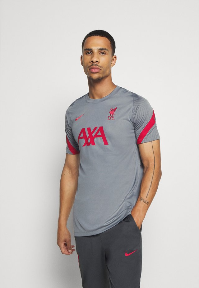 LIVERPOOL FC - Fanartikel - smoke grey/gym red