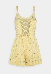 Hollister Co. - ROMPER - Mono - yellow - 1