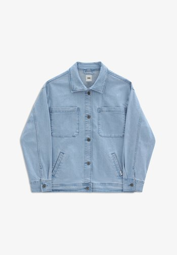 LEILA - Denim jacket - water wash