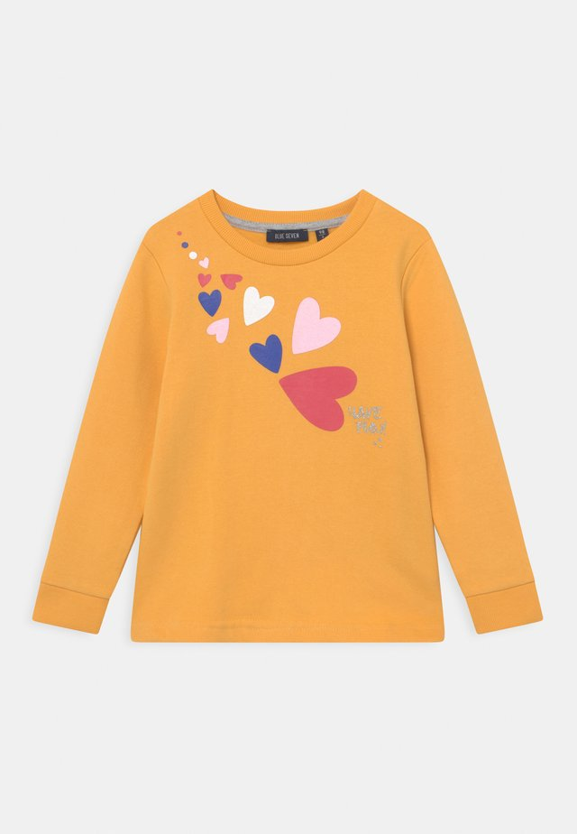 KIDS GIRLS - Sweater - senf