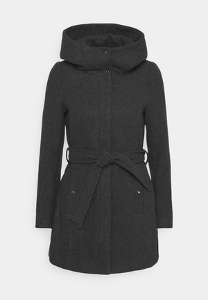 VMCLASSLIVA JACKET PETITE - Winter jacket - dark grey melange