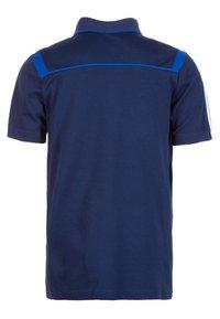 adidas Performance - Sports shirt - dark blue - 1
