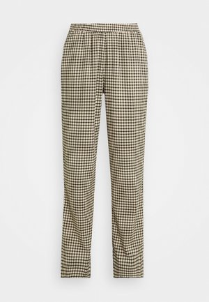 PYNNE - Spodnie materiałowe - cocoon