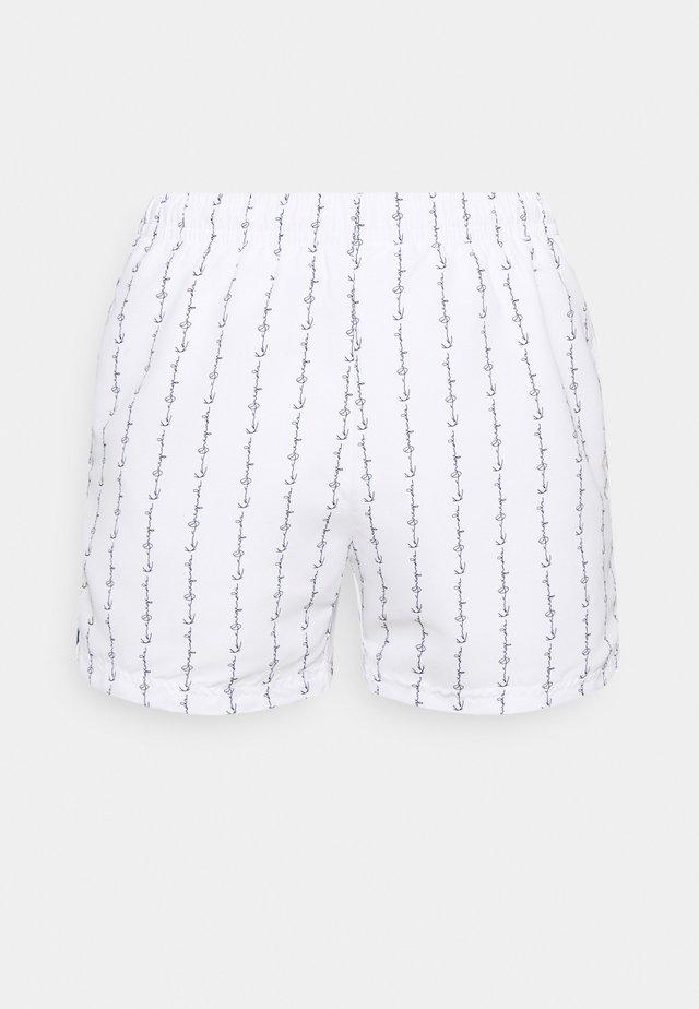 ORIGINALS BOARD - Shorts da mare - white