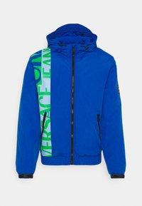 CRINKLE - Light jacket - midnight