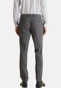 Esprit Collection - ACTIVE - Suit trousers - dark grey - 6
