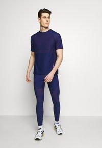 Tommy Sport - LEGGING - Tights - blue - 1