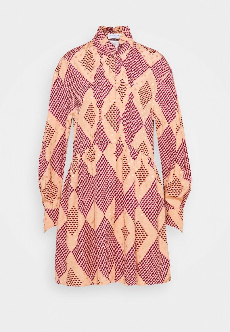 Hofmann Copenhagen - GISELLE  - Košilové šaty - rose cloud