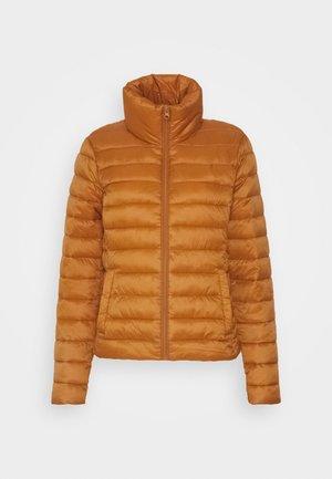 VISIBIRIA SHORT JACKET - Light jacket - pumpkin spice