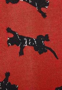 Diane von Furstenberg - BEVERLY SWEATER - Neule - red/black - 7