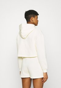 Pieces - Hoodie - white pepper - 2