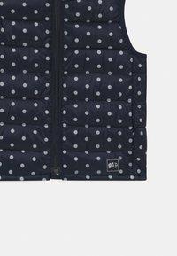 GAP - TODDLER GIRL  - Waistcoat - dark-blue denim - 2