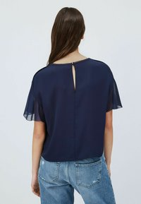 Pepe Jeans - GEOVANNA - Blouse - dark blue - 2