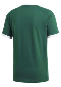 adidas Originals - 3-STRIPES T-SHIRT - Print T-shirt - green - 7