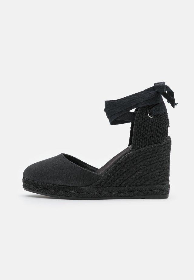 COLIN - Sandaletter - black