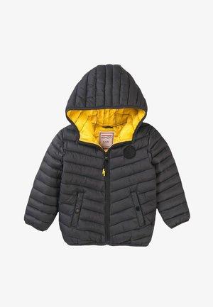 Light jacket - dark grey camo