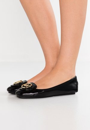 LILLIE MOC - Ballerinat - black
