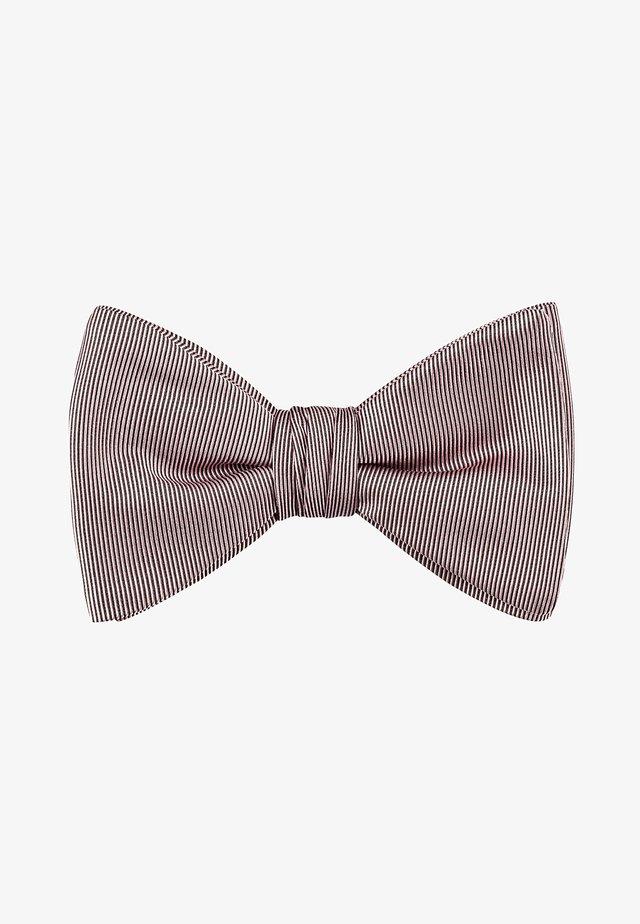 Bow tie - light pink