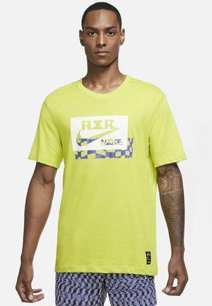 DRY TEE A.I.R.  - T-shirt med print - bright cactus