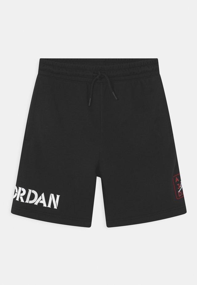 STENCIL - Pantaloncini sportivi - black
