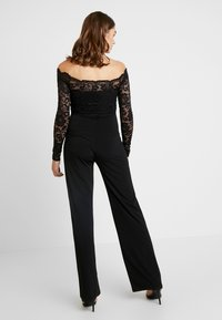 Nly by Nelly - OFF SHOULDER - Jumpsuit - black - 2