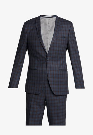 OLDEN SUIT - Suit - blue