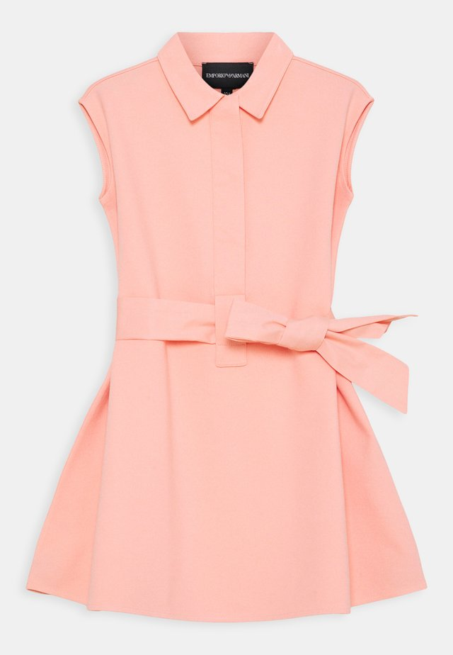 Robe en jersey - light pink
