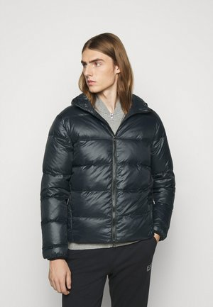 GIACCA PIUMINO - Down jacket - night blue/silver