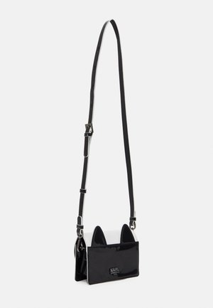 SHOULDER BAG - Olkalaukku - black