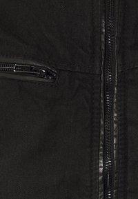 Be Edgy - NINO - Denim jacket - black - 2