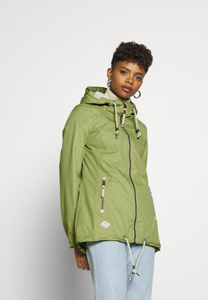 ZUZKA - Outdoorjas - light olive