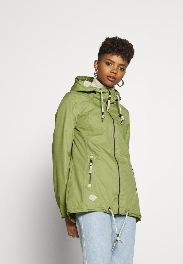 ZUZKA - Outdoor jacket - light olive