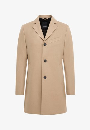 WOLGER COMPACT MELTON - Classic coat - sand