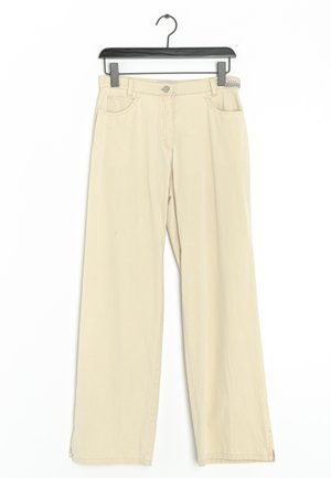 Jeans Relaxed Fit - beige