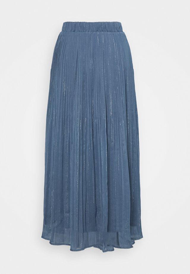 SENNA CARMA SKIRT - Pleated skirt - riverside