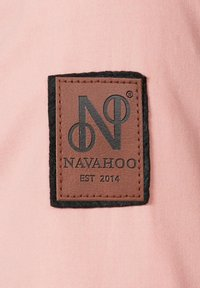 Navahoo - CRISTAL - Winter coat - light pink - 5