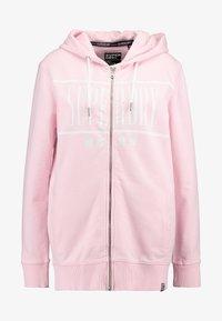 Superdry - GELSEY ZIPHOOD - Zip-up hoodie - powder pink - 3
