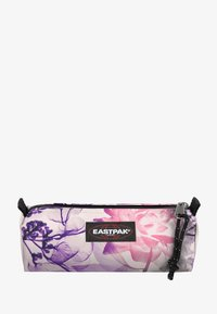 Eastpak - BENCHMARK FLOWER-RAY  - Pencil case - pink ray - 0