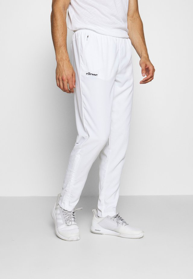 MAJOR - Tracksuit bottoms - white