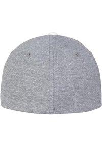 Flexfit - Cap - heather grey - 3