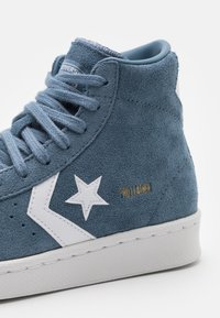 Converse - PRO UNISEX - High-top trainers - lakeside blue/white - 5