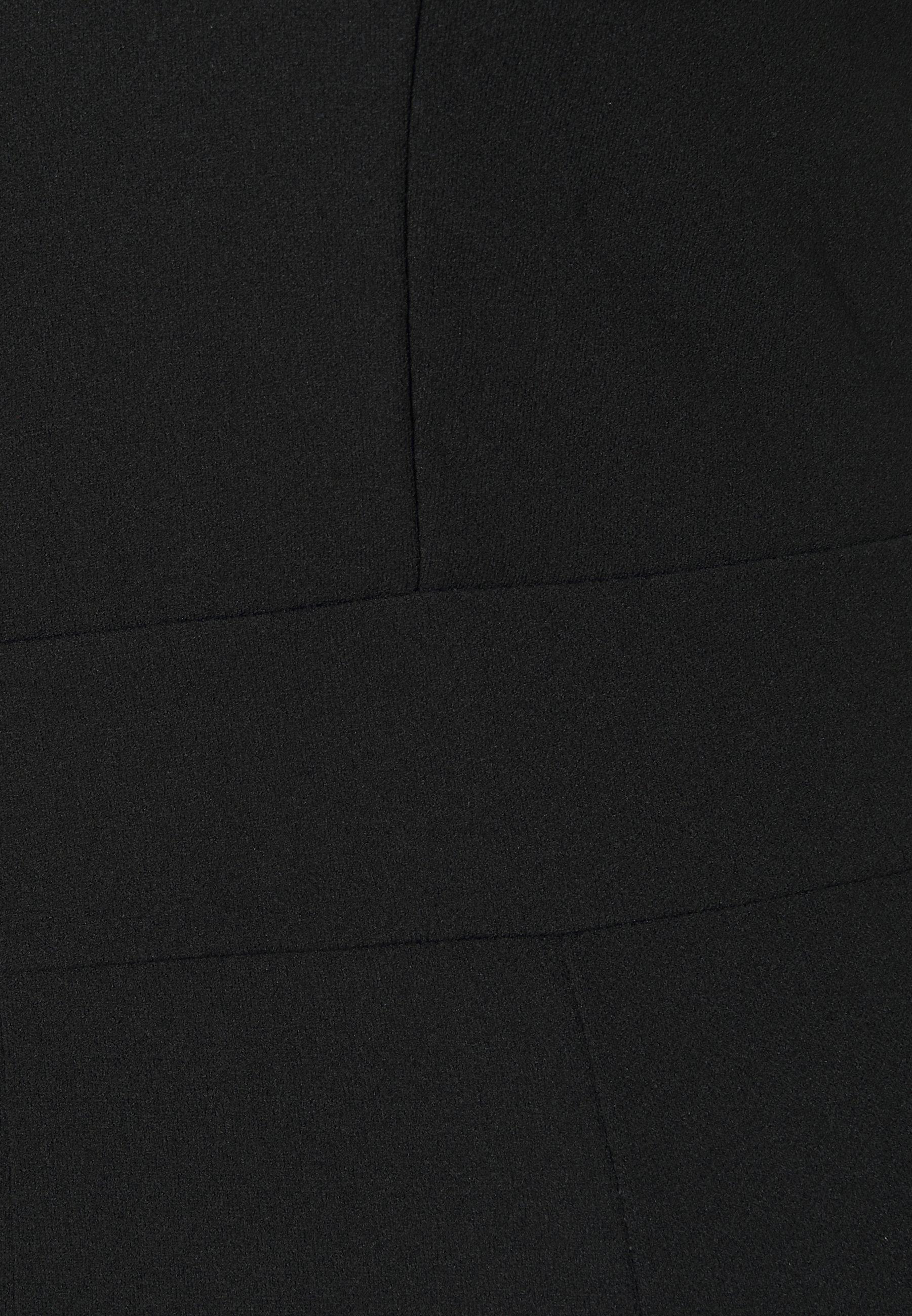 WAL G. STRAPPY DRESS - Vestido de fiesta - black s0aZF