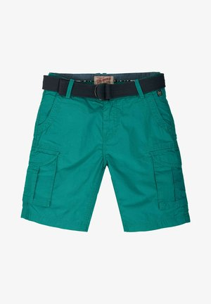 Cargo trousers - swamp green