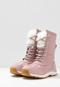 UGG - ADIRONDACK III FLUFF - Snowboot/Winterstiefel - pink - 2