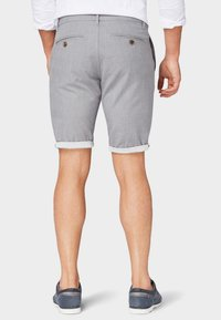 TOM TAILOR - Shorts - tornado grey - 2